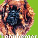 """Green Pop Pup Leonberger"" by KathleenSepulveda"