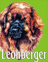 Green Pop Pup Leonberger