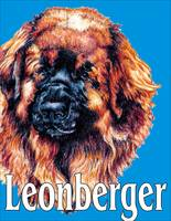 Blue Pop Pup Leonberger