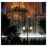 """Vegas Fountain Panoramic Story"" by PadgettGallery"