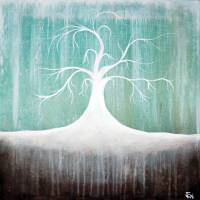 Earth Tree Art Prints & Posters by Jennifer Birge