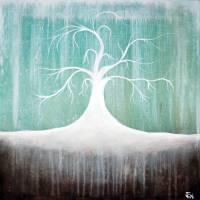Earth Tree Art Prints & Posters by Jennifer Birge
