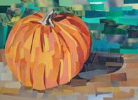 Pumpkin Still Life