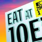 """Diner — Eat at Joe's"" by widdart"