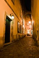 Griechengasse @ night
