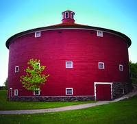 Round Barn at Shelburne Museum
