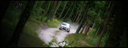 Mitsubishi Evo Rally - Goodwood Festival Of Speed