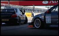 Ford Escort & Mitsubishi Evo - Time Attack Silvers