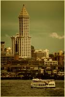 Smith Tower, Seattle Washington