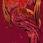 """Phoenix Rising"" by missmonstermel"