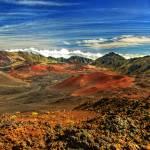 """Haleakala Crater"" by rhythmandcode"