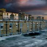 """Hackney Rooftops"" by SHOI_Images"