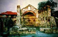 Ancient Church in Nesebar
