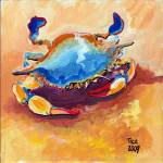 """blue crab"" by tica"