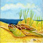 """turtle"" by tica"