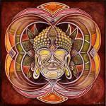 """BuddhaHead"" by sfumato420"