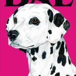 """""""Pink Pop Pup Dalmatian"""" by KathleenSepulveda"""