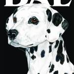 """Black Pop Pup Dalmatian"" by KathleenSepulveda"