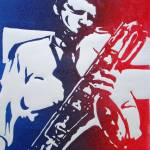 """Gerry Mulligan"" by Puddypress"