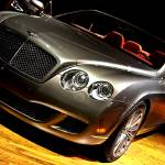 """Bentley Continental GT"" by NacoPhotography"