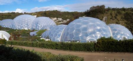 Eden Project Panorama