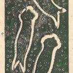 """Swimming Organisms One"" by LeeAdams"