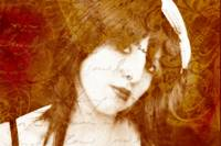 old sepia