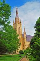 Basilica of the Sacred Heart Notre Dame University