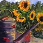 """""""sunflowers"""" by jimwelsh"""