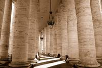Bernini's Colonnade