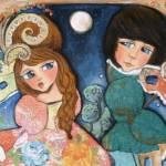 """Love Story"" by pbsartstudio"