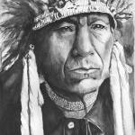 """Native American Indian,Chief Joseph"" by Texaslady"