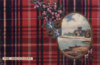 MacDougal (Raphael Tuck Scottish Clan Postcard)