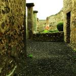 """Pompei - Ruins of a Villa"" by arttraveler"