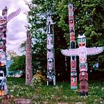 """Stanley Park Totems"" by JBShutterdog"
