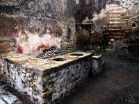 Pompeii - eating and drinking  place