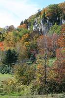 The Halton Escarpment in Fall