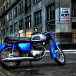 """Brooklyn Motorcycle"" by JoshuaDerr"