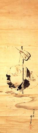 Hotei One of the Seven Gods of Good Fortune