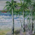 """Palm beach"" by zhenlian"