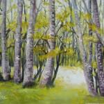 """""""Barren trees"""" by zhenlian"""