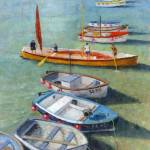 """Boats of St. Ives"" by stevemitchell"