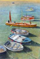 Boats of St. Ives