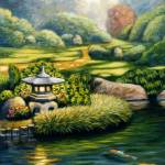 """""""Garden Lantern"""" by AraWitmer"""