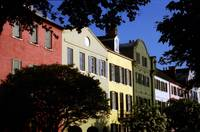 Rainbow Row No. 1, Charleston, SC
