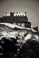 Edinburgh Castle SnowfallRB