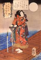 Kuniyoshi The Actor 1