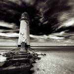 """Talacre Lighthouse 2265"" by ashworth"