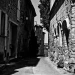 """Provencal alleyway"" by Conlawprof"
