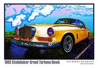 1963 Studebaker Grand Turismo Hawk